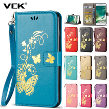 Buy Lenovo A1000 A5000 A6000 K3 K3 Note A7000 A2010 Leather Phone Case Butterfly Pattern TPU Cover Wallet Bag for $2.78 in AliExpress store