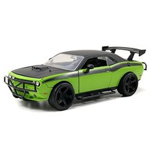 Jada 1:32 FAST AND FURIOUS F8 Dodge Letty's DODGE CHALLENGER SRT8 Diecast Model Car Toy New In Box Free Shipping