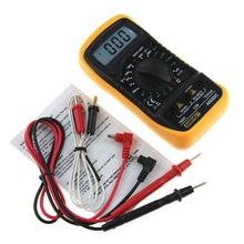 AN8205C Portable Thermometry Digital Multimeter Voltmeter Ammeter AC DC OHM Volt Tester Test Temperature gauge Instruments(China)