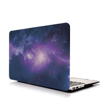 Cover Case Night Sky Star Series Black Hard Wholesale Price Macbook Air 13 11 Retina 12 Pro 13 15 Laptop Cases Mac book