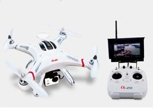 Cheerson CX20 CX-20 Big RC helicopter 2.4G 4-Axis RC FPV Quadcopter with 12MP camera GPS Auto-Pathfinder FPV RTF drone(China)