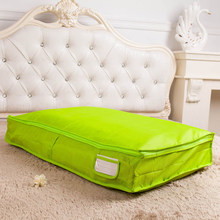 Quilt Clothing Storage Bag Home Sweater Pillows Bedding Organization Closet Storing Pouch Foldable Accessories Supplies Product(China)