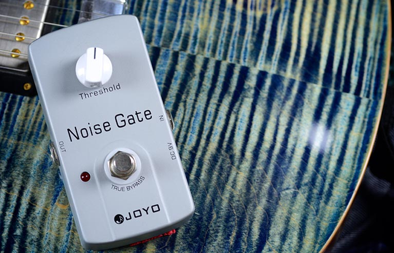 Joyo JF-31 Noise Gate Guitar Effect Pedal with Free Pedal Case<br>