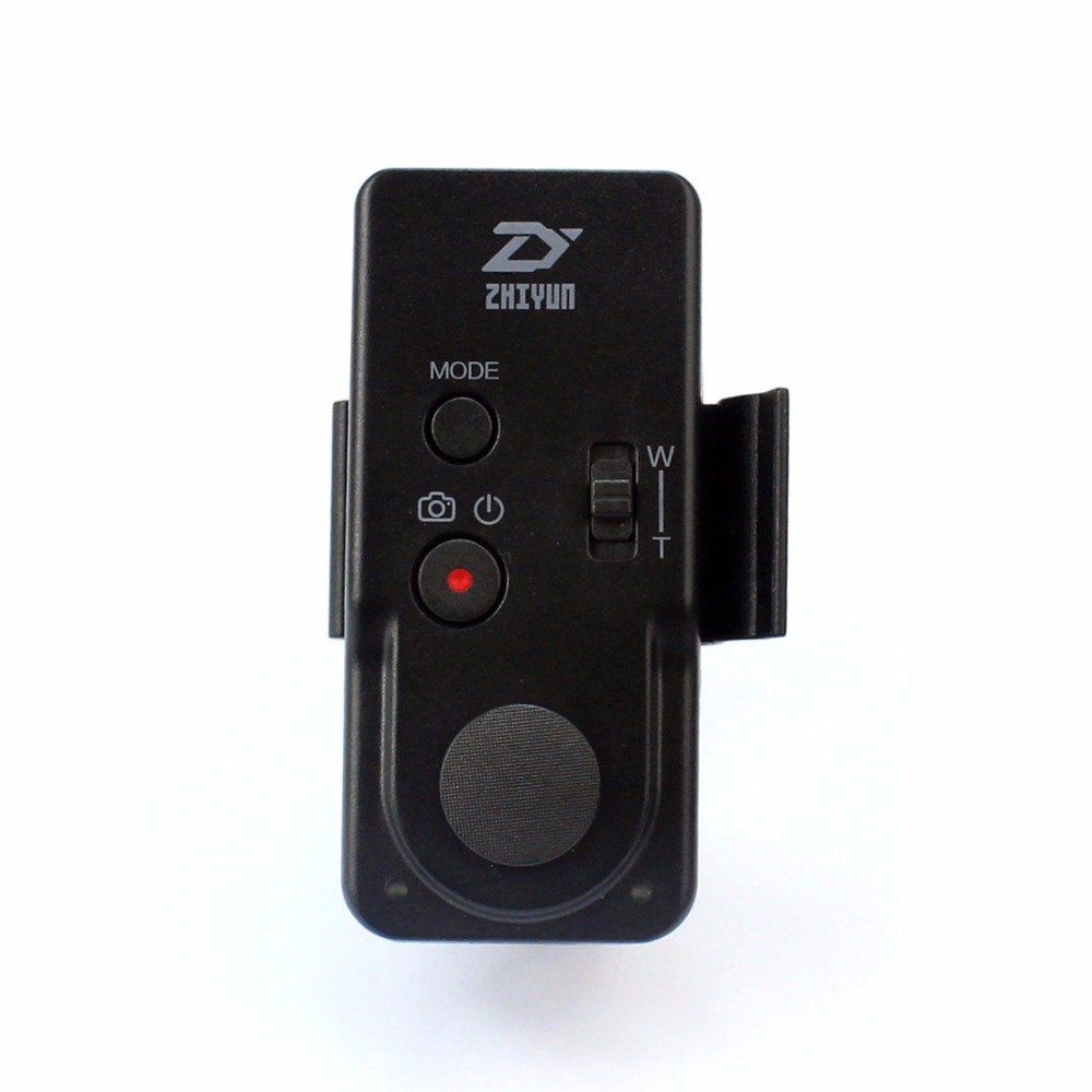 JMT Zhiyun Newest Wireless Thumb Remote ZW-B02 for Gimbal Rider-M Crane M SMOOTH2 SMOOTH3 SMOOTH-Q Camera Handheld Stabilizer<br>