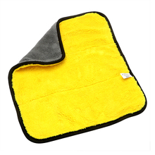 Washer Plush Microfiber Wax Polishing Cloth 800gsm Super Thick Car Cleaning Towel Auto Care Car Accessories Wash Soft(China)
