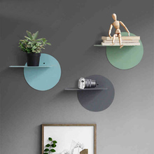 collalily Nordic Wall Decoration Magazine Storage Holders Racks wood Modern Macaron Design Hanger for corridor Rails bookrack