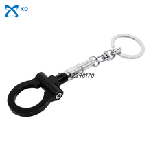 Key Fob Turbo Car Accessories For Opel Dodge Trailer Hook Keychain Key Chain Creative Gifts Auto Part Keyring Ring Towing Hot