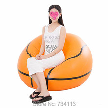 Basketball Fashion Inflatable Sofa Adult Football Self Bean Bag Chair Portable Outdoor Garden Sofa Living Room Furniture