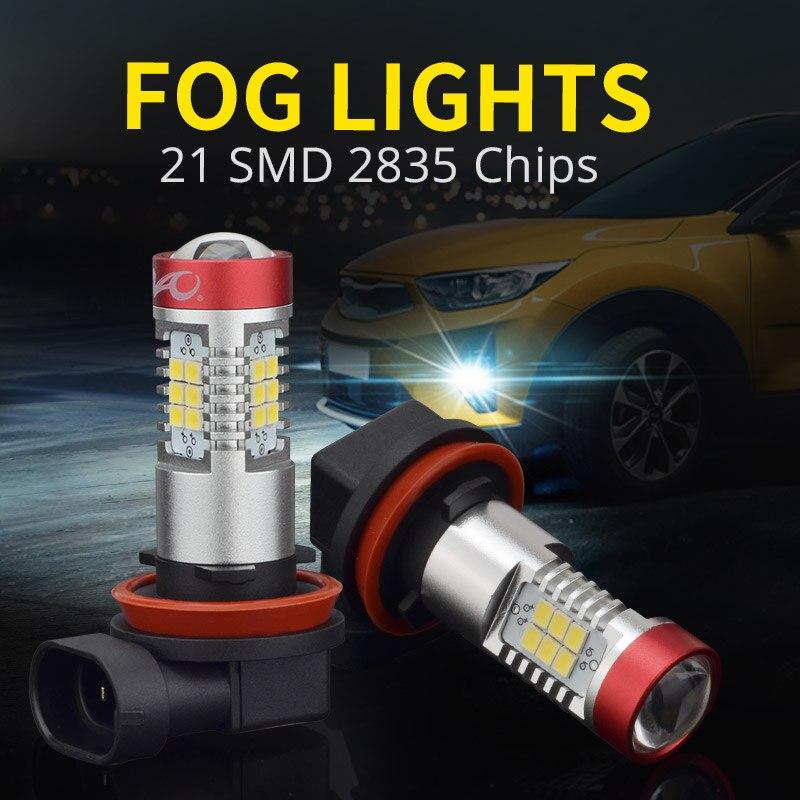 HB4 LED fog light