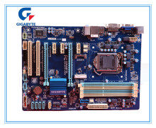 GIGABYTE original desktop motherboard for  GA-B75-D3V DDR3 LGA1155 B75-D3V for I3 I5 I7 22nm CPU 32GB B75 Boards Free shipping