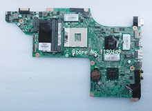 634259-001 for HP pavilion DV7 DV7T DV7-4000 DV7-5000 laptop motherboard DA0LX3MB8F0 with hm65 chipset 6570/1G