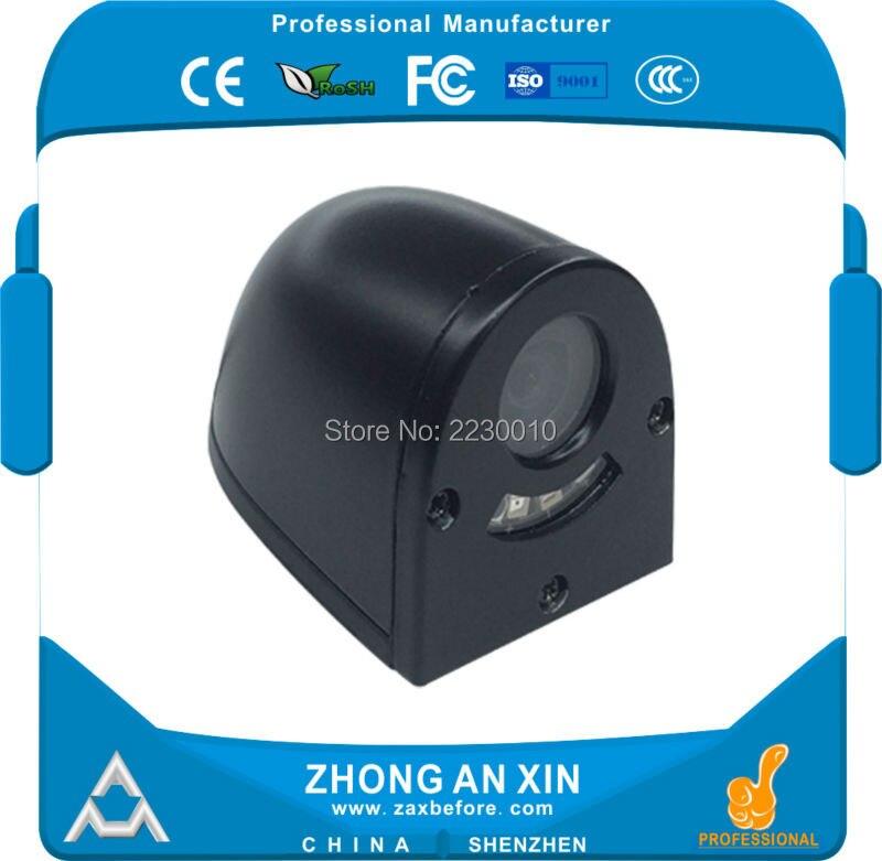 960P HD Waterproof IP67 IR night vision Flank view Vehicle camera Mini Car side view camera Factory OEM ODM<br>