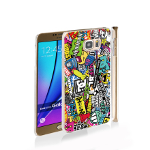 22424 Sticker Bomb JDM DC cell phone case cover Samsung Galaxy Note 3,4,5,E5,E7 G5108Q G530 grand prime - Shop2918059 Store store