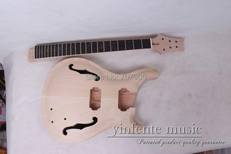 1 set NEW  electric guitar body and   neck high quality   mahogany  made  and rose wood    fingerboard you can choose any one<br><br>Aliexpress