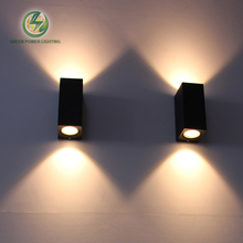 Outdoor lighting, out-door LED COB Wall Light, balcony led wall lamp 6W, warm whtie, cold white(China)