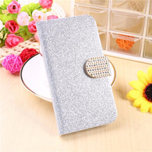 Buy Fashion Bling Glitter Luxury Flip Wallet Case Samsung Galaxy S5 Mini S5mini G800 G800F G800H Phone Bag Case for $2.94 in AliExpress store