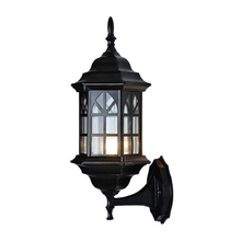 Outdoor Wall Light Outside Lamp Lantern Antique Lamps With Led Lighting Led Street Ancient Vintage Modern Waterproof Sconce(China)