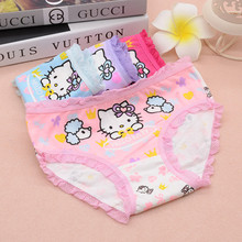 new 4PCS/Lot fashion kids panties girls underwear kids underwear girls panties girl underwear Children Kids Panties(China)