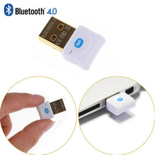 Mini USB Bluetooth V4.0 Dual Mode Wireless Dongle Gold plated connector CSR 4.0 Adapter Audio Transmitter For Win7/8/XP 25