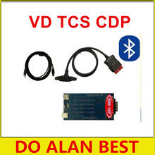 WOW CDP Blue board  VD TCS CDP PRO 3015R3 Keygen software Diagnostic scan Tool for CAR/TRUCK