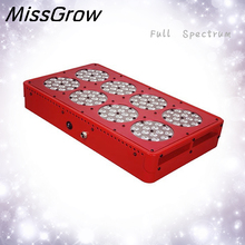 MissGrow  Apollo 8 600W LED Grow Light kit Full Spectrum With  Lens Pants Grow Faster Flower Bigger  High Yield Hot style