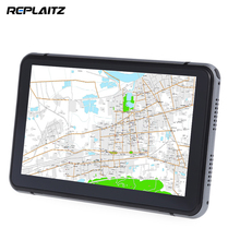 7'' Car GPS Navigation Wince 6.0 GPS Tablet Pre-loaded Maps 1500mAh Rechargeable Battery Vehicle GPS For Truck Car Lorry(China)