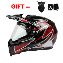 motocross helmet brand cross helmet motorcycle atv mtb downhill helmet moto helmet with dual visor gost metal black dot