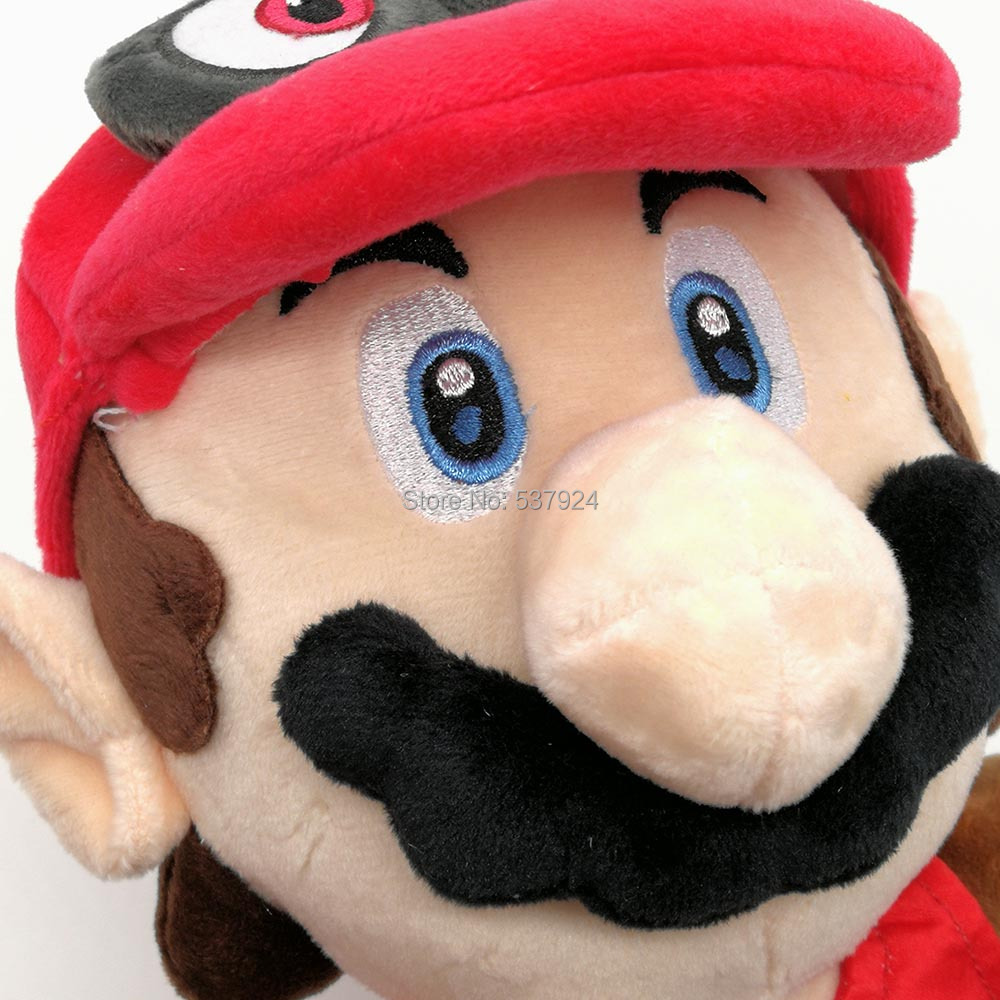 Mario diddy kong Odyssey Hat-11inch-160g-25-C