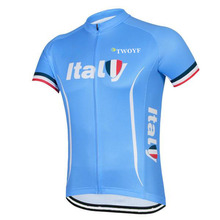 2017 New Pro team Cycling Jersey Italy Bike Clothing Breathable Short Sleeve 100%Polyester cycling clothing For MTB