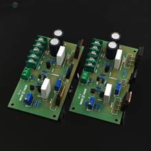 GZLOZONE 30W Dual Channel A-30 Pure Class A High-current FET Power Amplifier Board