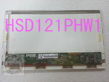 "Free shipping 12.1"" LCD LED Laptop Screen FOR ASUS EEE PC 1215 1215B 1215T 1215N 1215P HSD121PHW1 lcd display screen replacement"