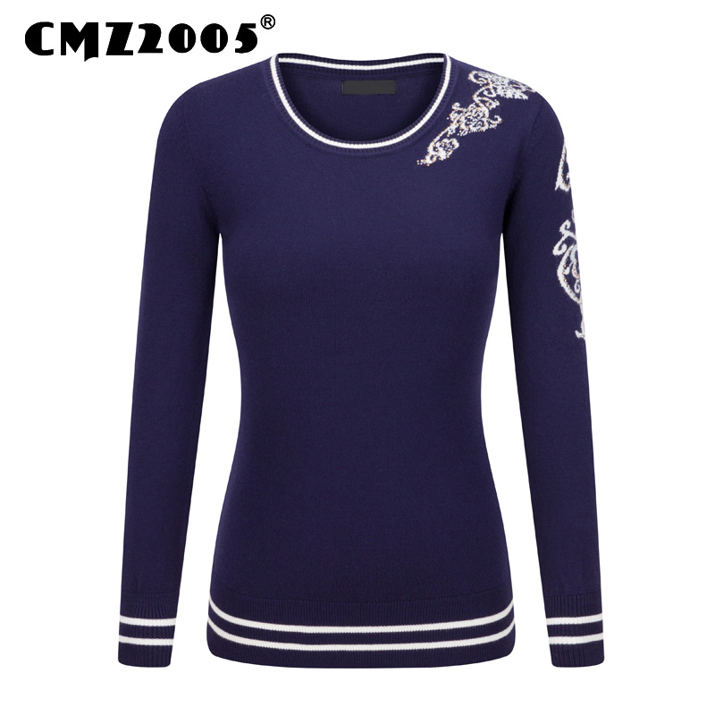 New Style Women\'s Apparel Long Sleeve sweater Diam...