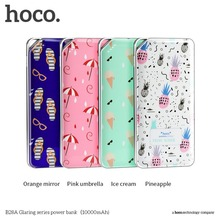 Buy HOCO Power bank 10000mah Colorful Floral Printed quick charge power bank External Battery Charger power supply cell phones for $20.99 in AliExpress store