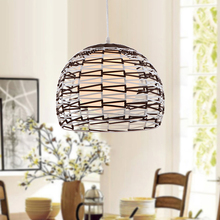 LED Creative bedroom single head restaurant bar droplight restaurant table lamps and lanterns(China)