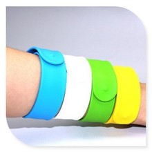 Wrist band colorful usb flash drives thumb pendrive u disk usb creativo memory stick 2GB-64GB S526(China)