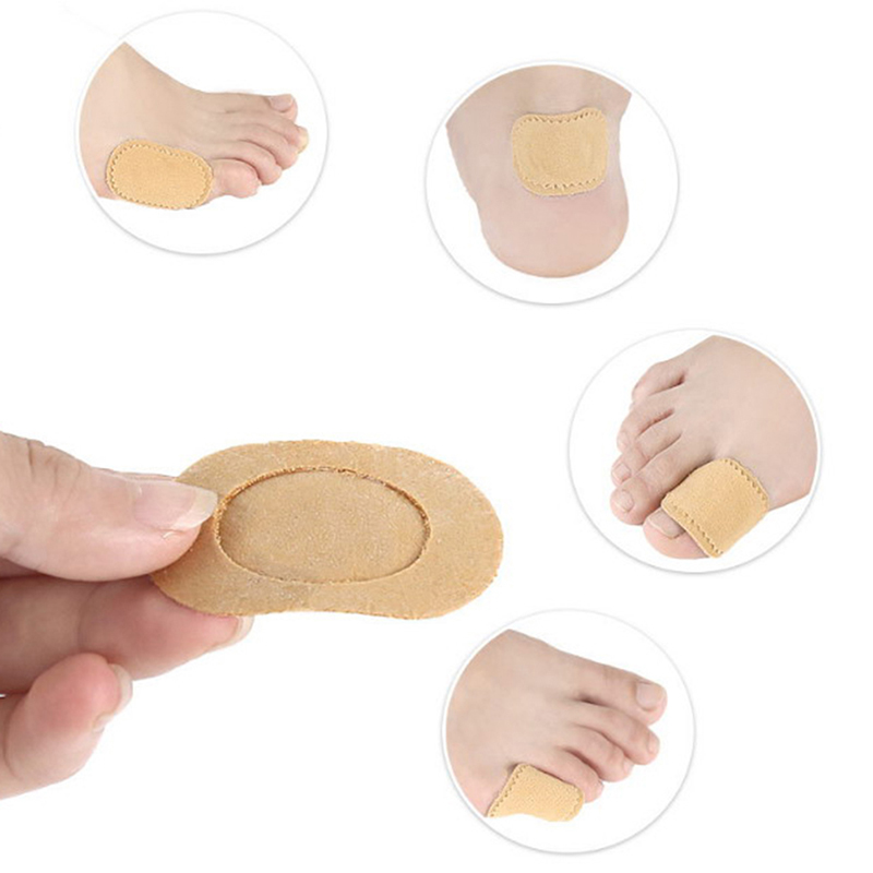 6Pcs Waterproof Foam Anti-Grinding Heels Sticker Pad Patch Foot Care Protector Hot Foot Care Tool New