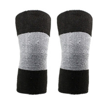 Winter Warm Knee Brace Elastic Arthritis Knee Pads Carpal Tunnel Knee Support 1 Pair(China)