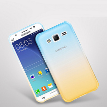 Nephy Phone Case For Samsung Galaxy J1 J5 J7 2015 J 1 5 7 Duos J100 J500 J700 Cover Silicon TPU Soft Ultrathin Colorful Skin