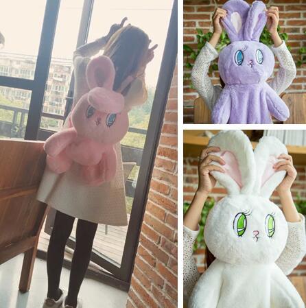 plush toy WEGO Esther loves chuu rabbit bunny backpack schoolbag shoulder bag