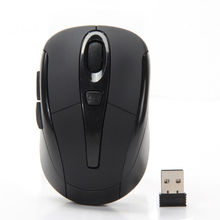 Professional 2.4GHz Optical Wireless Mouse 6Keys Wireless USB Button Gaming Mouse Gaming Mice Computer Mouse For PC Laptop