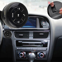 Wireless Bluetooth Receiver Stereo Audio Music Speaker Adapter Handsfree Car Kit Built in Mic with USB Car Charger PT-750