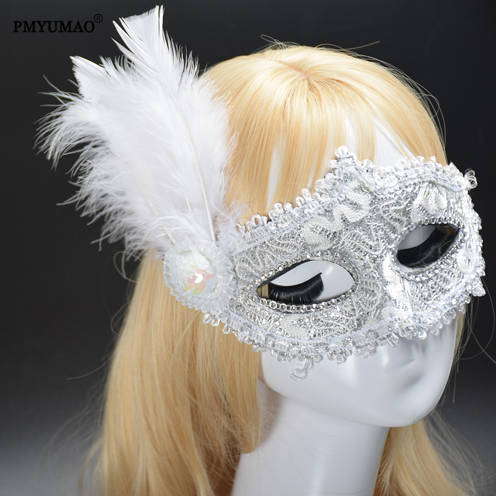 Ladies Halloween Mask Promotion-Shop for Promotional Ladies ...