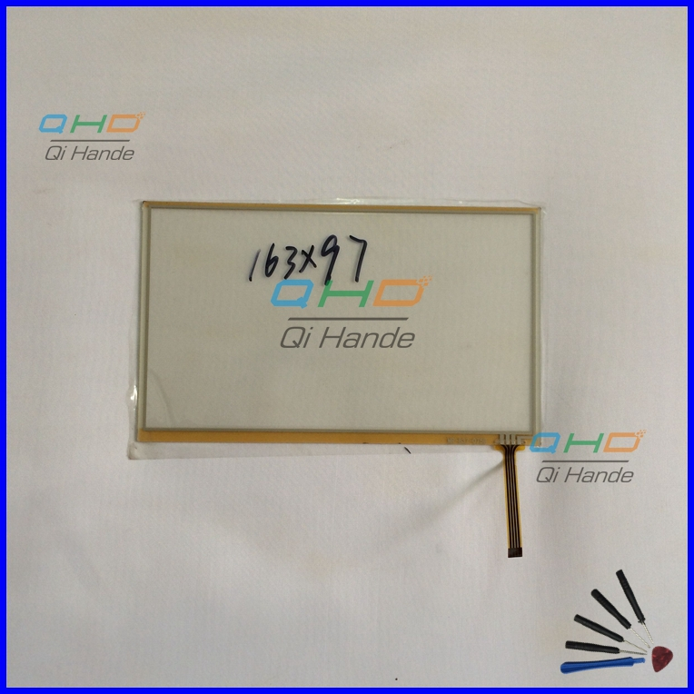 New lcd screen touch panel AT070TN90 AT070TN92 AT070TN93 AT070TN94 (163*97mm) 7 LCD touch panel digitizer glass<br><br>Aliexpress
