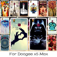 Soft TPU Silicone Mobile Phone Cover Case For Doogee X5 Max Case X5 Max Pro 5.0 inch Cover Anti-knock Bags Hood Shell Housing