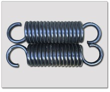 Cheap coil extension spring with hook suppliers 2.5x 20x45mm