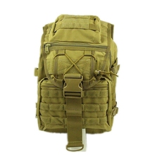 Wholesale Top 40L Black Backpack Waterproof Molle Rucksack Expandable Outdoor Hunting Trekking Duffle Bag Hiking Camping Bag(China)