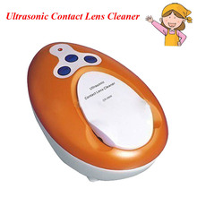 1pc Colorful Mini Ultrasonic Cleaner Contact Lens Cleaner CD-2900(China)