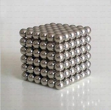 Free shipping 3mm 216 pcs Neo Cube Magic Cube Puzzle Metaballs Magnetic Balls with metal box Magnet Neo Cube Magic ToysGift Xmas