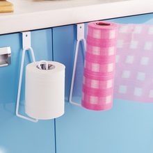 1PC High Quality Multifunction Metal Bathroom Kitchen Toilet Towel Paper Hook Holder Hanging Rack Home Accessories