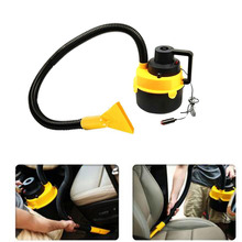 Dc12V High Power Wet And Dry Portable Handheld Car Vacuum Cleaner Washer Car Mini Dust Vacuum Cleaner